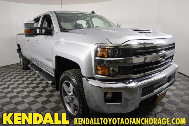 Pre-Owned 2019 Chevrolet Silverado 2500HD LTZ