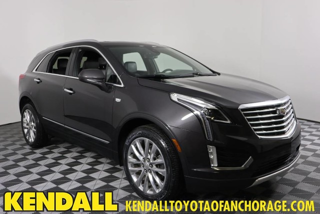 Pre Owned 2017 Cadillac Xt5 Platinum Awd Sport Utility In Anchorage