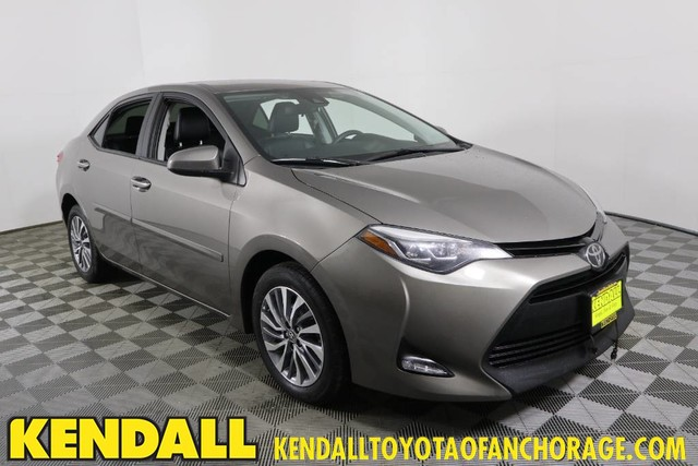 Pre-Owned 2017 Toyota Corolla XLE