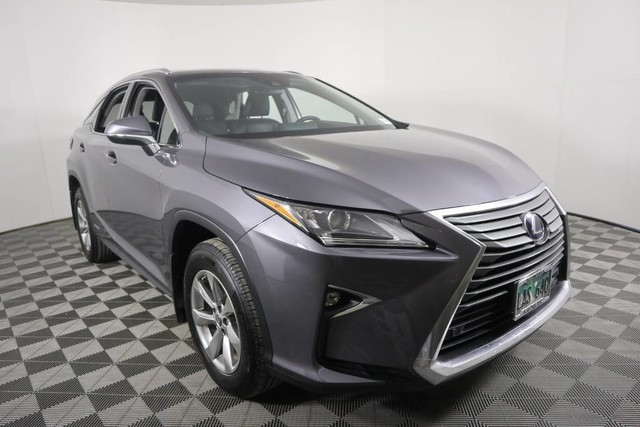 Certified Pre-Owned 2019 Lexus RX RX 450h