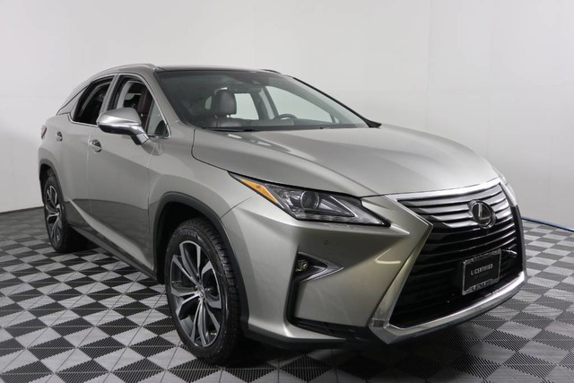 Certified Pre Owned 2017 Lexus Rx 350 Awd