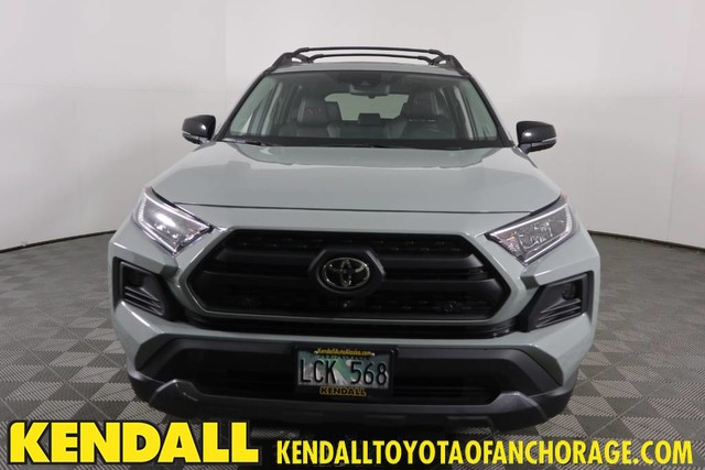Certified Pre-Owned 2020 Toyota RAV4 TRD Off Road