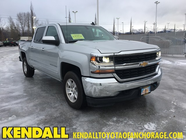 Pre Owned 2016 Chevrolet Silverado 1500 Lt Pickup Truck In Anchorage