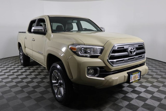 Certified Pre-Owned 2017 Toyota Tacoma Limited