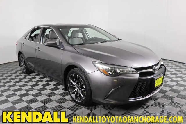 2016 Toyota Camry Xse >> Pre Owned 2016 Toyota Camry Xse Front Wheel Drive Sedan