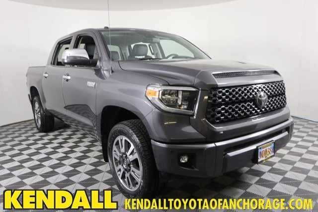 Certified Pre-Owned 2018 Toyota Tundra 4WD Platinum