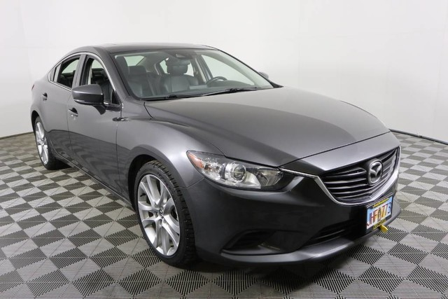 Pre-Owned 2017 Mazda6 Touring