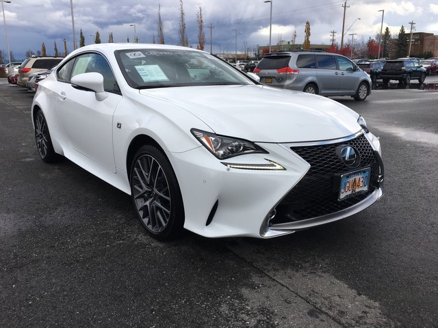 Certified Pre-Owned 2016 Lexus RC 350