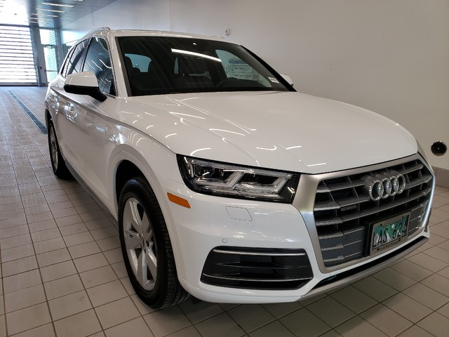 Certified Pre-Owned 2018 Audi Q5 Tech Premium Plus