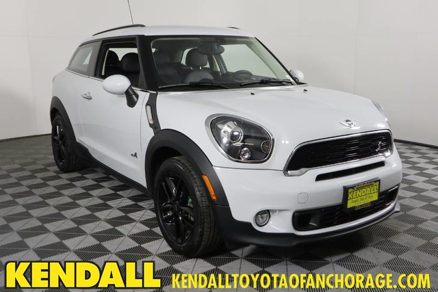 Pre-Owned 2015 MINI Cooper Paceman S