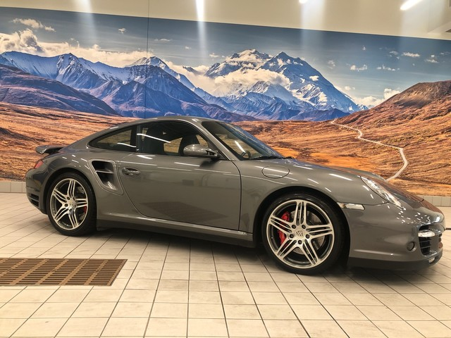 Pre-Owned 2008 Porsche 911 Turbo