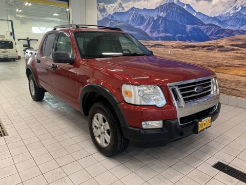 Pre-Owned 2008 Ford Explorer Sport Trac XLT