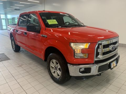 Pre-Owned 2016 Ford F-150 XLT Four Wheel Drive Pickup Truck