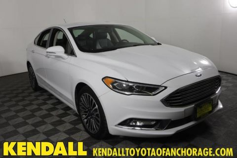 Pre-Owned 2018 Ford Fusion Titanium