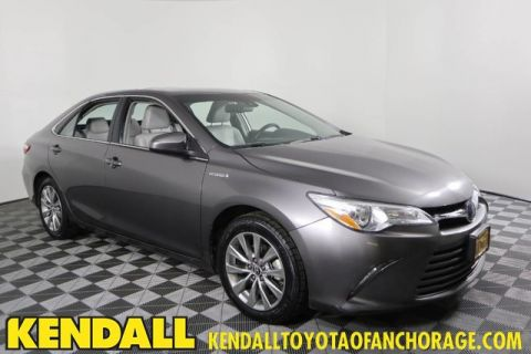 Pre-Owned 2016 Toyota Camry Hybrid XLE Front Wheel Drive Sedan