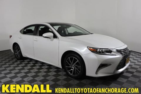 Pre-Owned 2017 Lexus ES ES 350 With Navigation