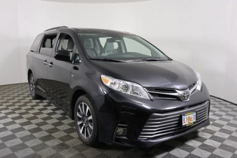 Pre-Owned 2018 Toyota Sienna Limited