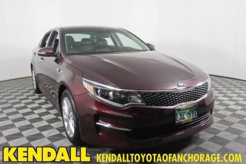 Pre-Owned 2018 Kia Optima EX