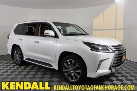 Pre-Owned 2017 Lexus LX LX 570 Four Wheel Drive SUV