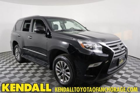 Certified Pre-Owned 2017 Lexus GX GX 460 Luxury
