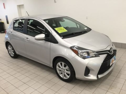 Pre-Owned 2017 Toyota Yaris LE