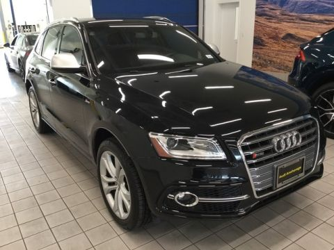 Certified Pre-Owned 2016 Audi SQ5 Premium Plus