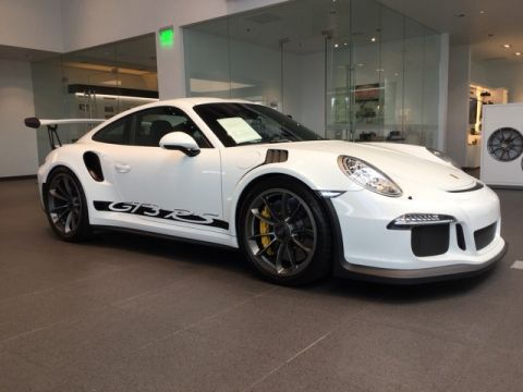 Pre-Owned 2016 Porsche 911 GT3 RS Rear Wheel Drive Coupe